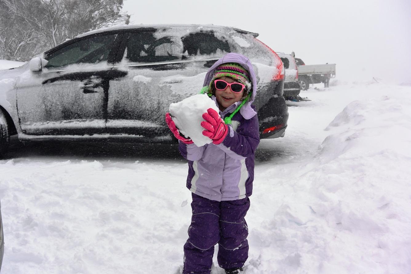 Thredbo snow day