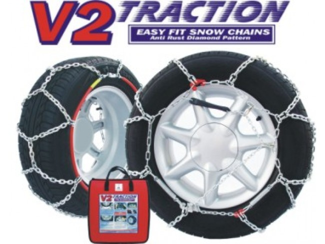 Snow chain hire
